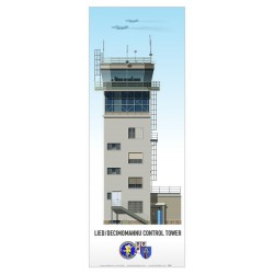 """LIED / DECIMOMANNU Control Tower"" AG-20"