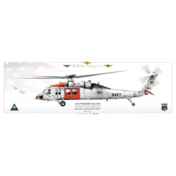 """MH-60S """"Knighthawk"""" SAR NAS WHIDBEY JP-1535P"""