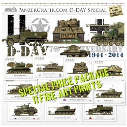 """D-DAY 70th ANNIVERSARY SPECIAL"" DDAYPZG"