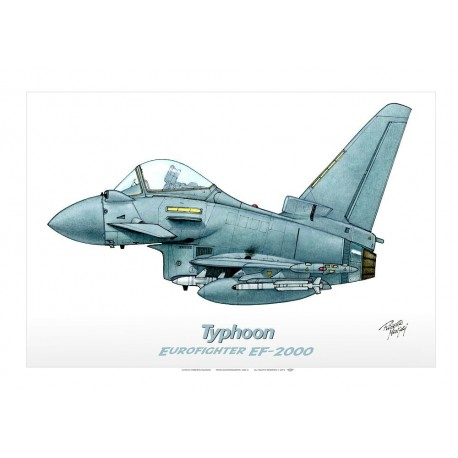 Eurofighter TYPHOON RM-01B