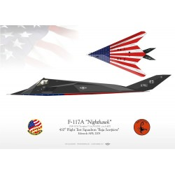 "F-117A ""Nighthawk"" Scorpion 3 JP-396"