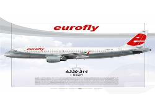A320-214 Eurofly I-EEZH JP-1463