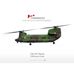 "CH-147F ""Chinook"" 147308 RCAF JP-1569"