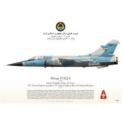 Mirage F.1EQ-6 3-6209 IRIAF BT-01
