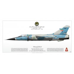 Mirage F.1EQ-6 3-6209 IRIAF BT-01SP