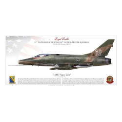 "F-100D ""Super Sabre"" 306 TFS MB-36SP"