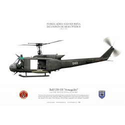 "UH-1H ""Armagedon"" FAS 203 LC-01"