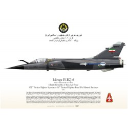 Mirage F.1EQ-6 3-6212 IRIAF BT-02