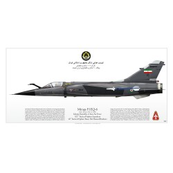 Mirage F.1EQ-6 3-6212 IRIAF BT-02SP