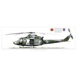"""Bell412EP """"Centella"""" FAS253 LC-18P"""