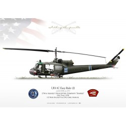 "UH-1C ""Easy Rider"" 174th AHC LC-08B"