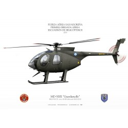 "MD-500E ""Guardiancillo"" FAS LC-24B"