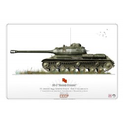 "IS-2 ""Joseph Stalin"" CCCP Red Army KP-026B"