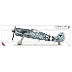 "Fw 190A-8 ""White 11"" Wagner TK-04P"