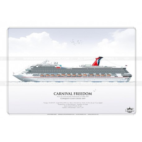 CARNIVAL FREEDOM AN-03
