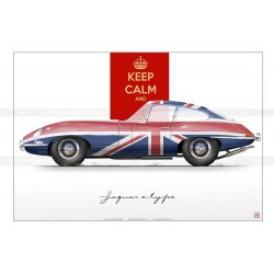 Jaguar E-Type BE-07