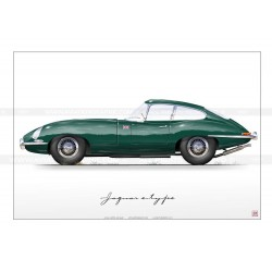 Jaguar E-Type BE-06
