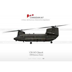 "CH-147F ""Chinook"" RCAF JP-1260"