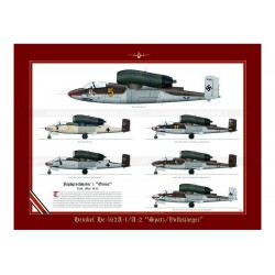 "Heinkel He-162 ""Spatz"" Collection SR-17"