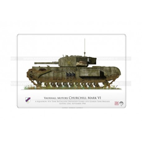 Churchill Mark VI KP-031