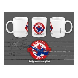 "MUG ""CF-104 STARFIGHTER RCAF"" AVG-091"