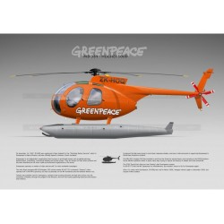 "MD-500D ""Greenpeace"" VB-10"