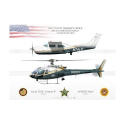 AS350 & T210L LEE SHERIFF JP-1284