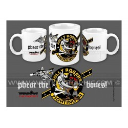 "MUG ""PHEAR THE BONES!"" AVG-052"