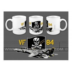 "MUG ""JOLLY ROGERS VF-84"" AVG-037"