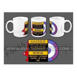 "MUG ""HAF F-104G STARFIGHTER"" AVG-033"