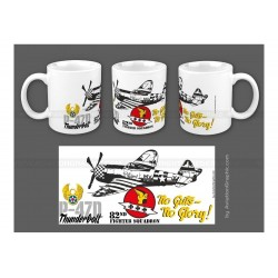 "MUG ""P-47-No_Guts_no_glory AVG-083"