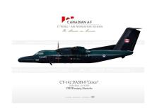 """CT-142 DASH-8 """"Gonzo"""" RCAF JP-1242"""