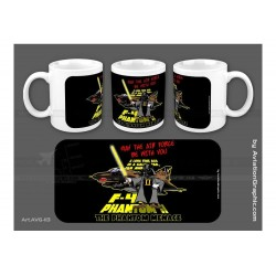 "MUG ""PHANTOM MENACE"" AVG-113"