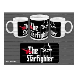 "MUG ""THE STARFIGHTER"" AVG-117"