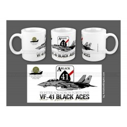 "MUG ""SIRTE DOGFIGHT: TOMCAT VS SU-22"" AVG-090"
