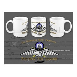 "MUG ""PHLYING THE LEGEND"" AVG-032"