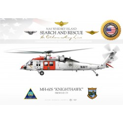 """MH-60S """"Knighthawk"""" SAR NAS WHIDBEY JP-1535"""