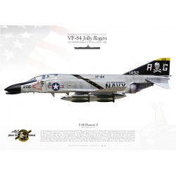 "F-4B ""Phantom II"" VF-84 ""Jolly Rogers"" MB-32P"