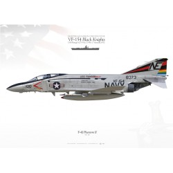 "F-4N ""Phantom II"" VF-154 ""Black Knights"" MB-69"