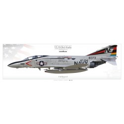 "F-4N ""Phantom II"" VF-154 ""Black Knights"" MB-69P"