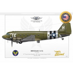 "C-47A ""That's all brother"" JP-1920P"