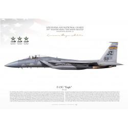 "F-15C ""Eagle"" LOUISIANA ANG JP-2213"