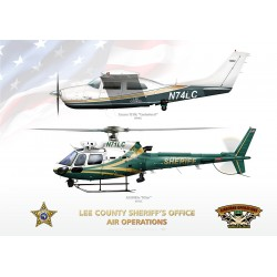 AS350 & T210L LEE SHERIFF JP-3420