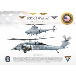 "HSC-23 ""Wildcards""  JP-3270"