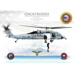 MH-60S ARMED HELO HSC-28 JP-3087C