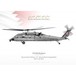 UH-60M Royal Bahraini Air Force JP-2828