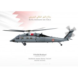 UH-60M Royal Bahraini Air Force JP-2853
