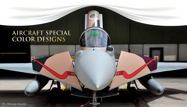 Aircraft Special Color Designs